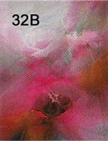 Punaisia ruusuja-kortti