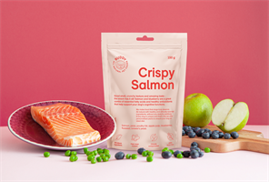 Buddy Crispy Salmon 150g