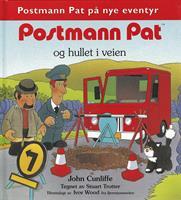 Postmann Pat og hullet i veien