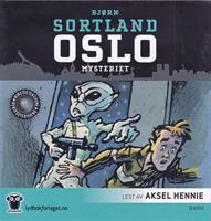 Oslo-mysteriet (LYDBOK)