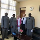 Salvation Army Leadeboard Kenya East; Chief Secretary, Territorial Commander & Secretary for Program