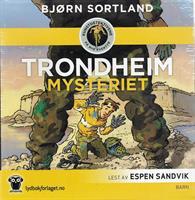 Trondheim-mysteriet (LYDBOK)