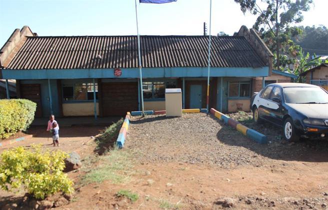 Kibera Community Building