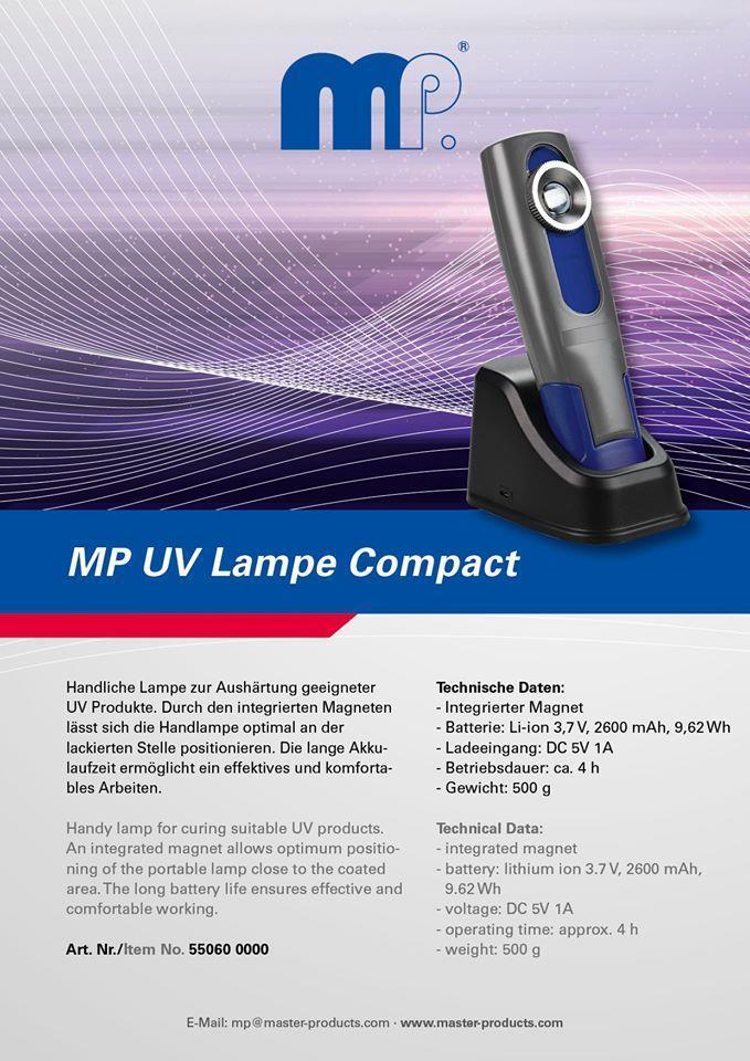 Mp UV lampe