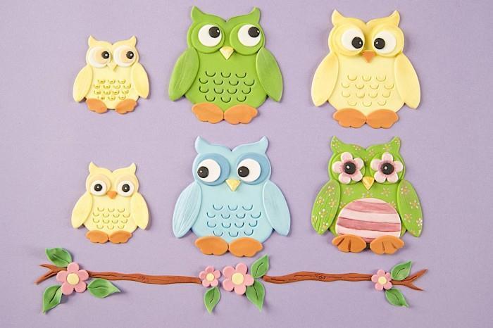 """""""Owl Set"""" Ugler"""