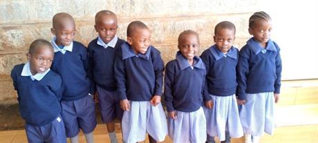 Kibera Nursary School