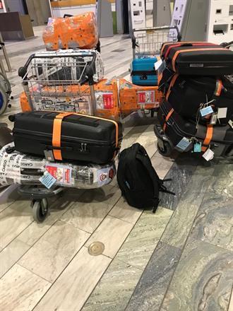 Tidig morgon på Landvetter / Early morning at Landvetter Airport