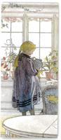 Bokmärke - Magnet Blomsterfönstret