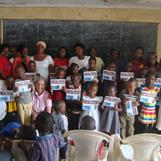Sponsored students and some of their parents