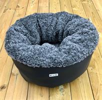 Metizo bädd 55cm dark grey