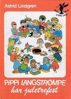 Pippi Langstrømpe har juletrefest