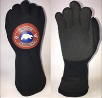 Våthanske Arctic Explorer 5-finger kevlar 5mm, M
