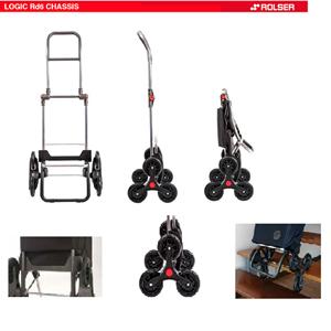 Shoppingvagn Rolser RD6 Logic MF lima
