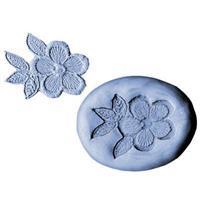 Silikonform Lace CK Flower/Leaves