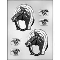Plastform CK Hest Hestesko