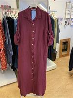 Storskjorta/klänning Joan rubino