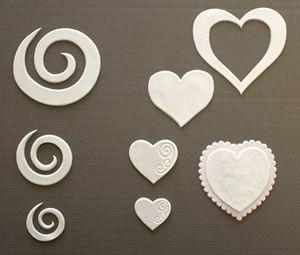 """""""Swirls & Hearts"""""""
