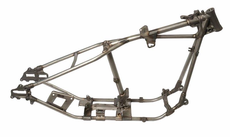 1955-57 STRAIGHTLEG FRAME 30° NECK