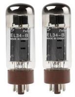 EL34-B-1 Pentode Ther. Valve, 2 stk, 25W (EL34)