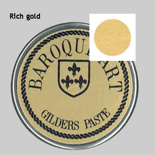 Gilders paste rich gold