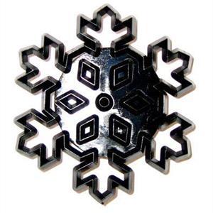 """Large Snowflake"" Stort snøflak"