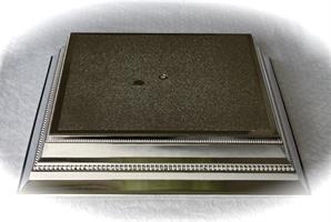 Kakefat / display Kvadrat 35,5cm