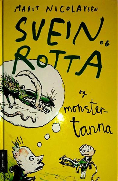 Svein og rotta og monstertanna