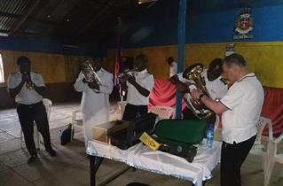 Instruments for Riruta Corps
