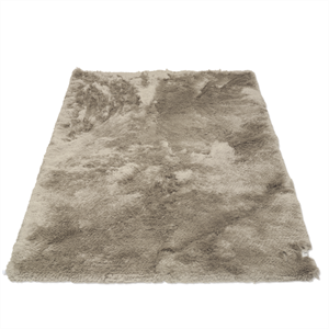 Classic Collection Rug Shaggy Champagne, 170 x 230 cm