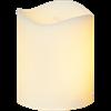 Ute ljus flame 5x7cm Star Trading