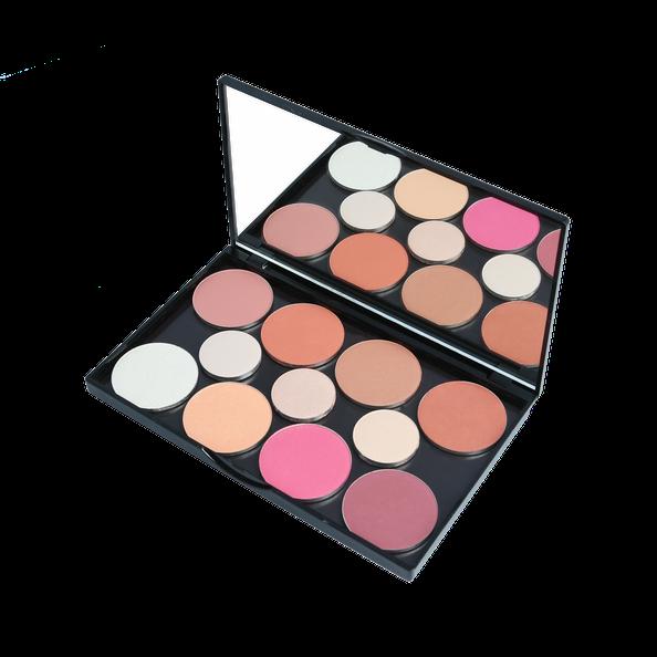 Blush & Highlighter Palette