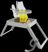 Eldbox med GREPPA