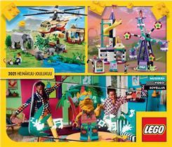 Selaa tästä: Lego catalogi 2021 Heinäkuu-Joulukuu