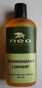 Tømmermannsliniment 125 ml