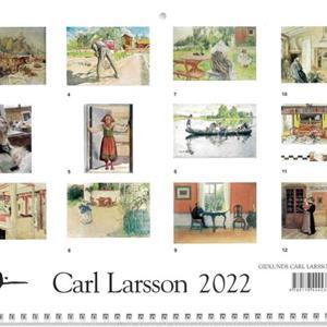 Carl Larsson kalender 2022