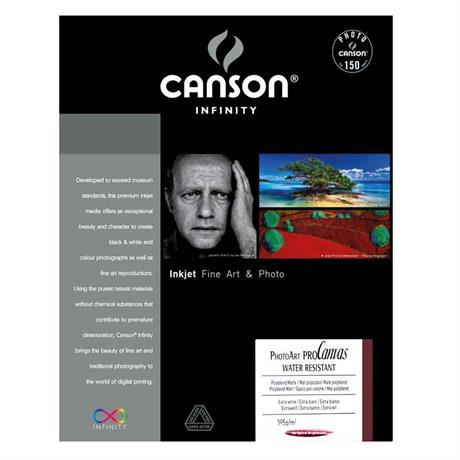 Canson Infinity PhotoArt Pro Canvas