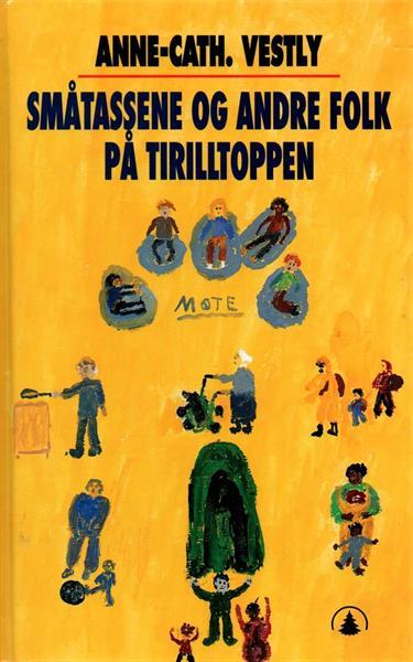 Småtassene og andre folk på Tirilltoppen