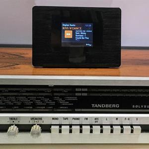 DAB-tuner m/Bluetooth SCANSONIC (VE8)