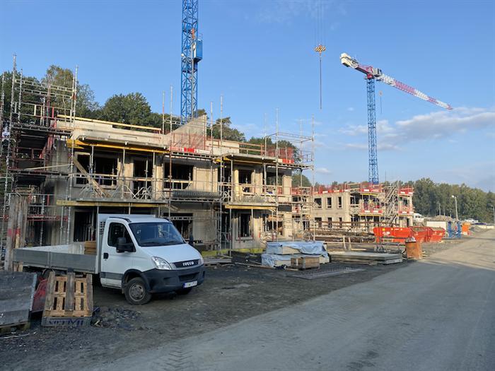 Nytt projekt i Gårdsten