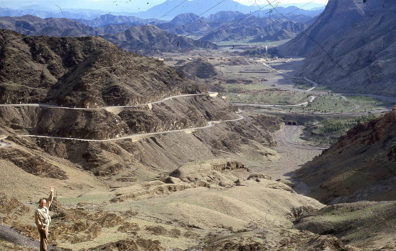 I Khyber-passet