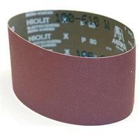 Slipband 250x750mm P120 40-pack
