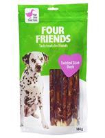 Four Friends Twisted Stick Lamb 25cm 5st