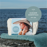 SUMMER ESSENTIALS - 199 kr (ord 454 kr)