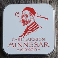 Pastiller samlarask 2019 CL Minnesår