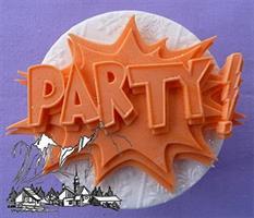 Silikonform AM Party