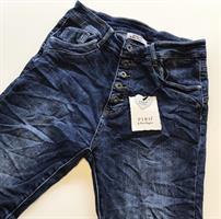 Piro Jeans, Col Jeans Tummansininen