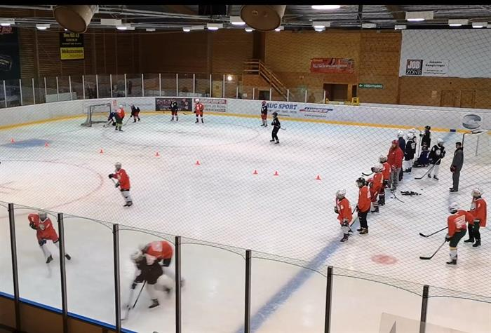 Det nærmer seg sommerhockey!