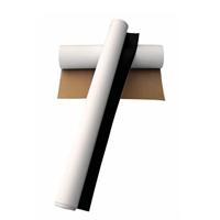 Skyddpapp - Mjölkpapp Vit 75 m2 Bredd ca 175 cm