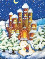 Jouluyönlinna-adventtikalenteri