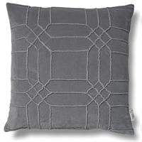 Classic Collection Cushion Cover Delhi, Slate Grey